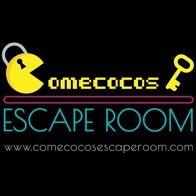 Comecocos Escape Room